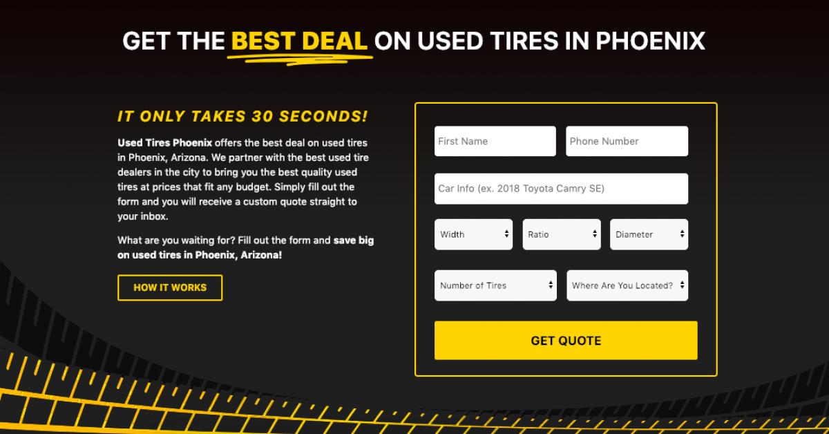 used-tires-phoenix-website